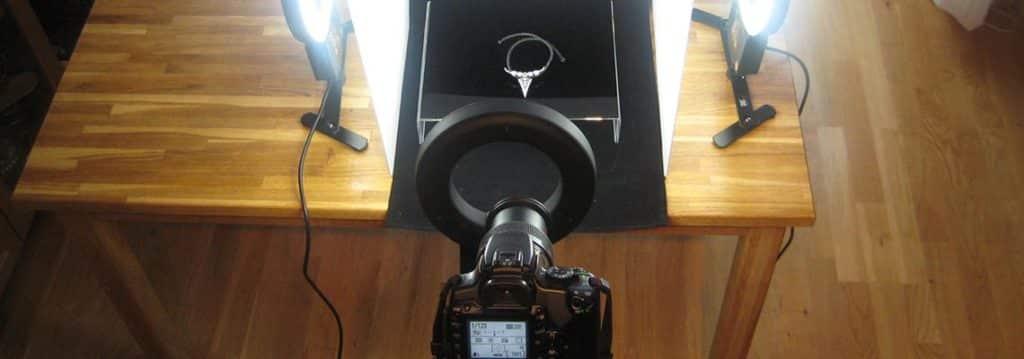 Fotografering av smykker