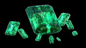 Et forsøk på å lage smaragder i 3D.