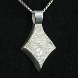 Sepia-anheng i sølv